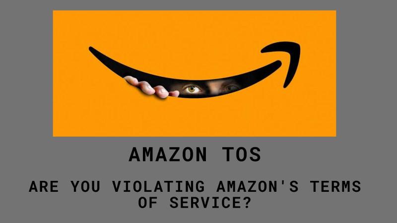 Amazon TOS