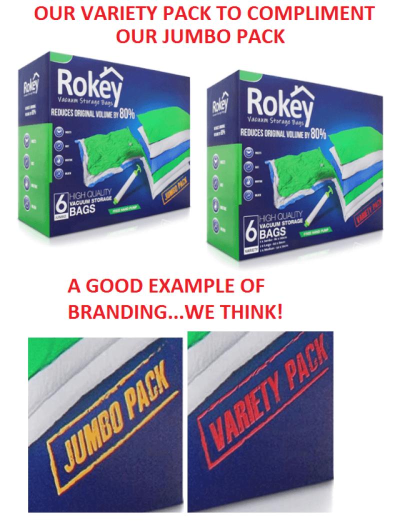 ROKEY branding