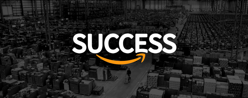 Success on Amazon