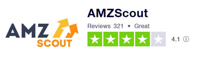 AMZScout Trustpilot