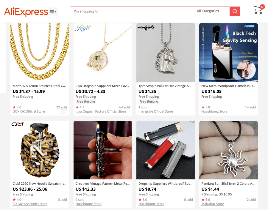 cheap products for sale on aliexpress