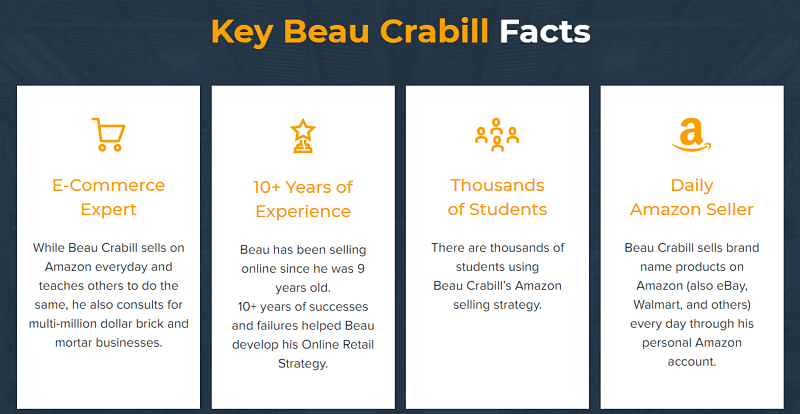 Beau Crabill Info