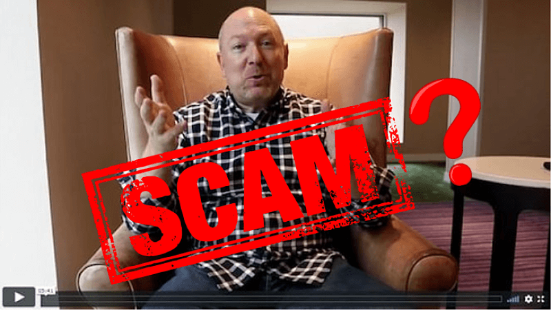 Cory Long Scam