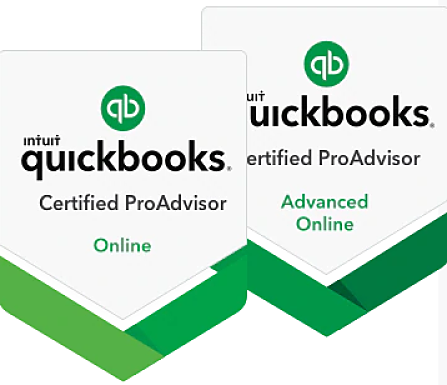 image of the 2 quickbook certification courses available